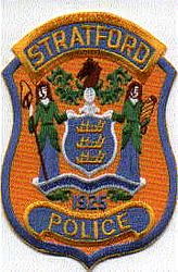 Stratford Police Patch (NJ)