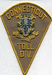 Toll Division Patch (tan) (CT)