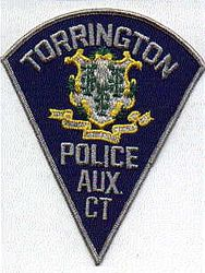 Torrington Police Aux. Patch (CT)