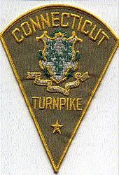 Turnpike Patch (tan/yellow)(CT)