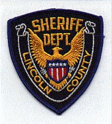 Misc: Lincoln Co. Sheriffs Dept. Patch