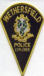 Wethersfield Police Explorer Patch (CT)