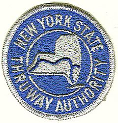 State: NY, Thruway Authority Patch