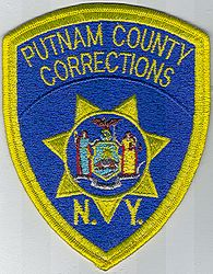 Putnam Co. Corrections Patch (NY)