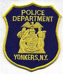Yonkers Police Patch (NY)