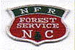 Park: North Carolina, NFR Forest Service (cap size)