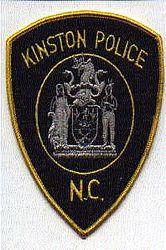 Kinston Police Patch (NC)