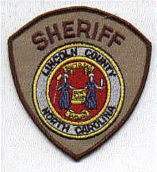 Sheriff: NC, Lincoln Co. Sheriffs Dept. Patch