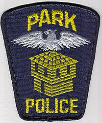 Park Police Patch (OH)