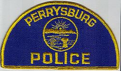 Perrysburg Police Patch (OH)