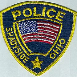 Shadyside Police Patch (OH)