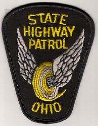 State: OH, State Highway Patrol Patch