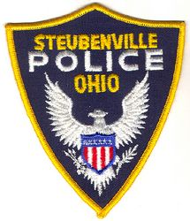 Steubenville Police Patch (OH)