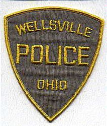 Wellsville Police Patch (OH)