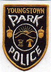 Park: OH, Youngstown Park Police Patch