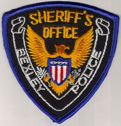 Sheriff: OK, Bexley Co. Sheriffs Dept. Patch