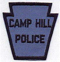 Camp Hill Police Patch (PA)