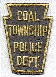 Coal Twp. Police Patch (PA)