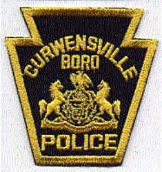 Curwensville Boro Police Patch (PA)