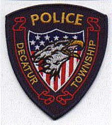Decatur Twp. Police Patch (PA)