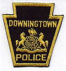 Downingtown Police Patch (PA)
