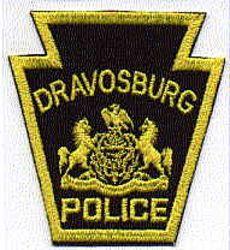 Dravosburg Police Patch (PA)