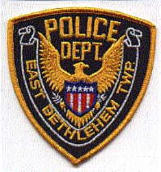 East Bethlehem Twp. Police Patch (PA)