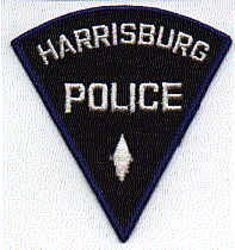 Harrisburg Police Patch (PA)