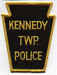 Kennedy Twp. Police Patch (PA)