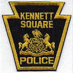 Kennett Square Police Patch (PA)