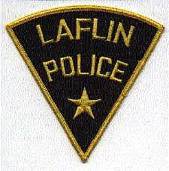 Laflin Police Patch (PA)