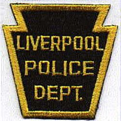 Liverpool Police Patch (PA)