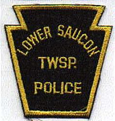 Lower Saucon Twp. Police Patch (PA)
