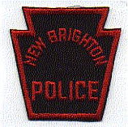 New Brighton Police Patch (PA)
