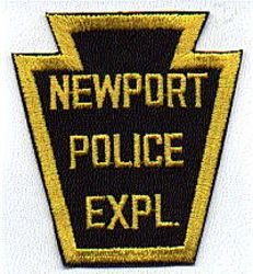 Newport Explorer Police Patch (PA)
