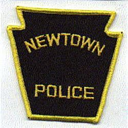 Newtown Police Patch (twill) (PA)