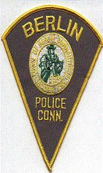 Berlin Police Patch (CT)