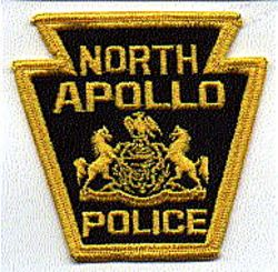 North Apollo Police Patch (PA)