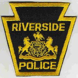 Riverside Police Patch (PA)