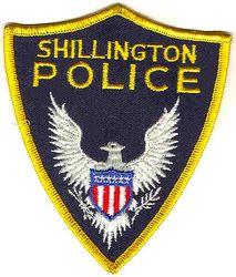 Shillington Police Patch (PA)