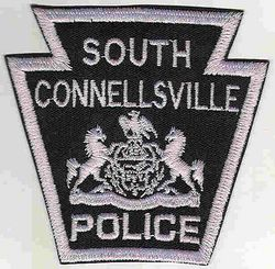 South Connellsville Police Patch (PA)