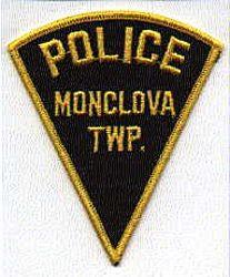 Monclova Twp. Police Patch (NJ)