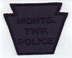 Montgomery Twp. SWAT Police Patch (PA)
