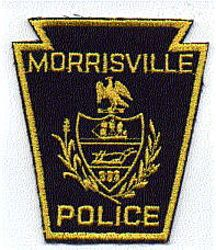 Morrisville Police Patch (twill) (PA)
