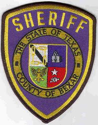 Sheriff: TX. Bexar Co. Sheriffs Dept. Patch