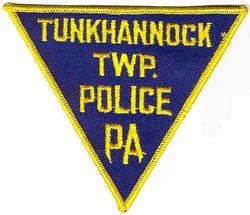 Tunkhannock Twp. Police Patch (PA)