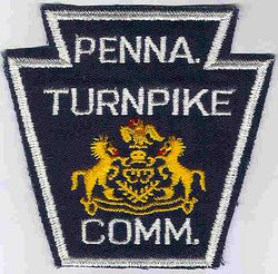 Turnpike Commission Patch (keystone) (PA)
