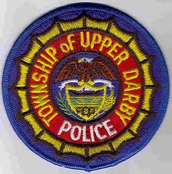 Upper Darby Twp. Police Patch (PA)