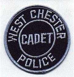 West Chester Cadet Police Patch (PA)