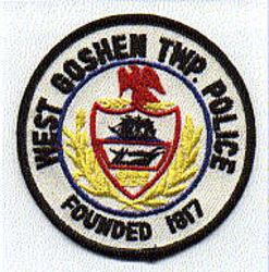 West Goshen Twp. Police Patch (PA)